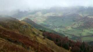 lustige trekkers Auvergne Cantal