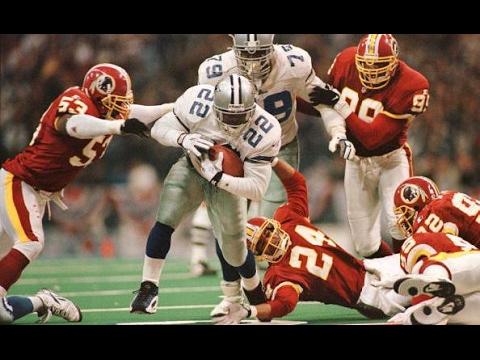 1990 Week 12 Washington Redskins @ Dallas Cowboys 1st half