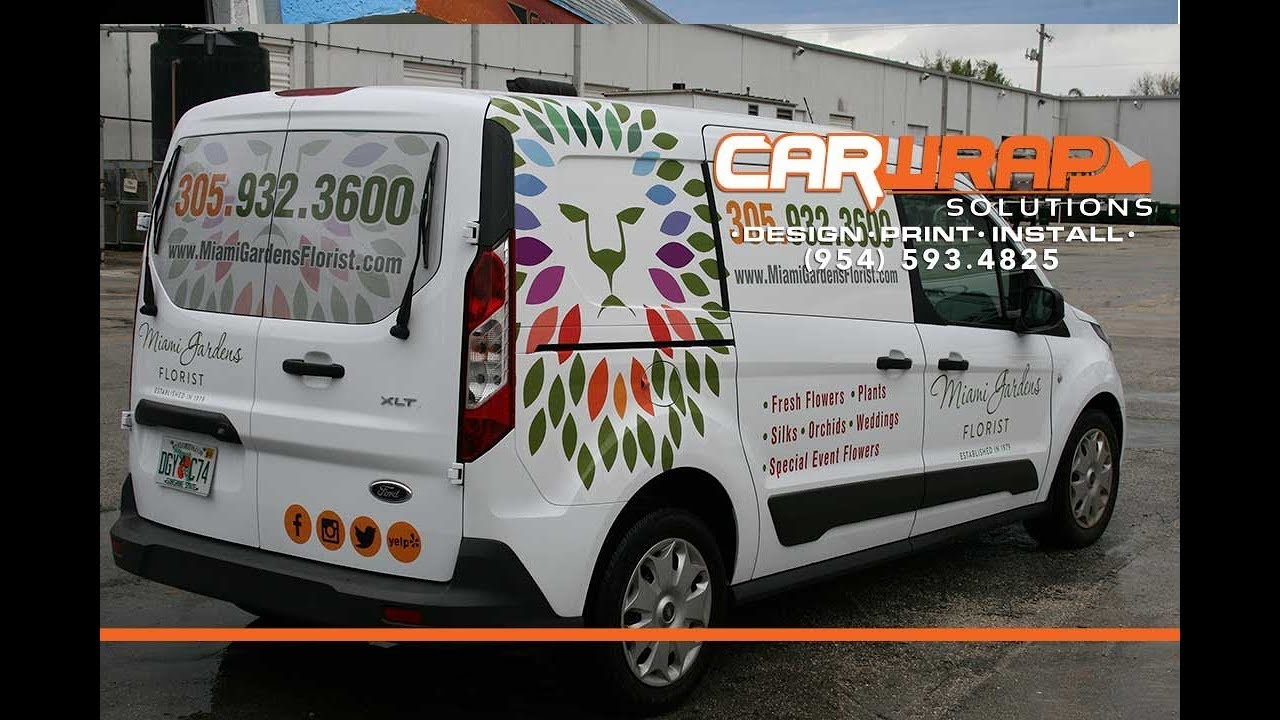 7ac1ab5873 Ford Transit Connect Van Graphics