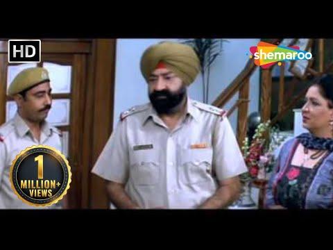 Best Punjabi Comedy Scenes | Jaspal Bhatti | Chakk De Phatte | New Punjabi Movie | Funny Clips