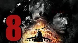 Прохождение Rambo: The Video Game — Часть 8: Глубокие джунгли