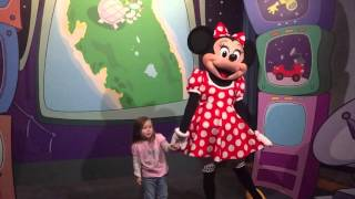 Disney Meet The Characters