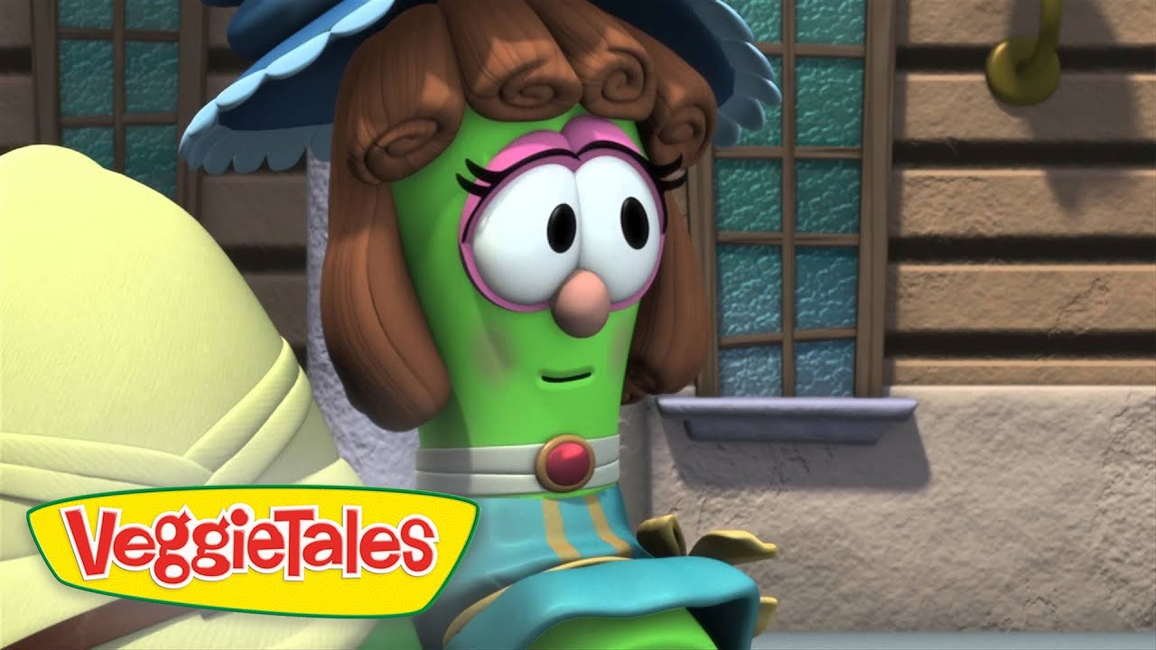 VeggieTales: Behind the Scenes of The Penniless Princess