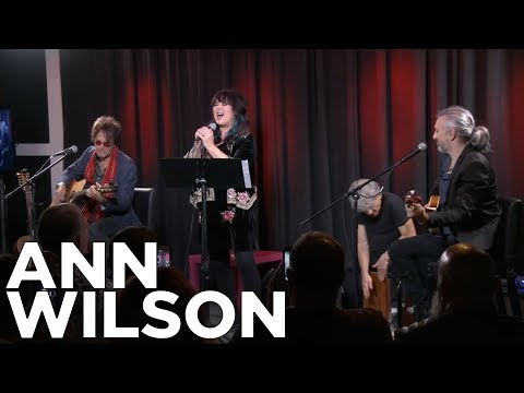 Ann Wilson Performs Her Favorite  LIVE!