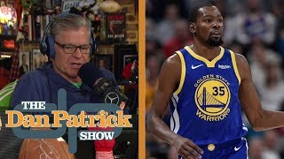 Golden State Warriors bracing for Durant to leave after season | The Dan Patrick Show | NBC Sports