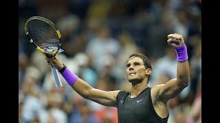 John Millman vs Rafael Nadal | US Open 2019 R1 Highlights