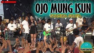 Gambar cover SYAHIBA SAUFA feat MASTERPIECE OJO MUNG ISUN live KEDUNGGEBANG