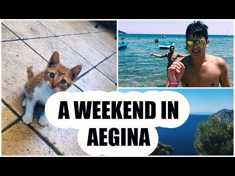 Travel With Us: A Weekend in Aegina, Greece | Summer 2015