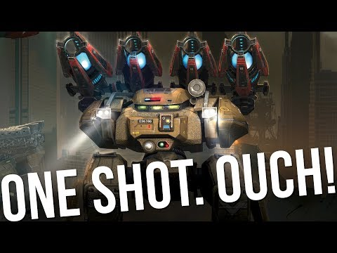 "🔴 War Robots - NEW Robot ""Behemoth"" Max MK2 (Different Setups) | Live Stream Gameplay"