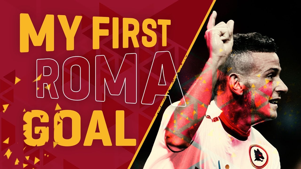 My First AS Roma goal: Alessandro Florenzi v Inter - YouTube