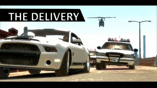 tHE DELIVERY - A GTA IV Machinima