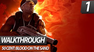 50 Cent Blood on the Sand Gameplay Walkthrough Part 1