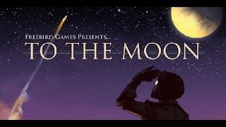 Прохождение To The Moon #6 [Школа. детство и...летающие головы! O_o ]