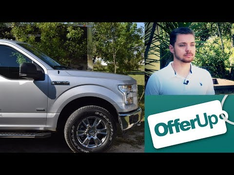 """OfferUp"" Scam: Truck Bought with Fake Title and VIN"
