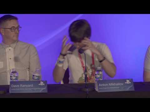 PlayStation VR | The full Paris Games Week developer panel | PS4