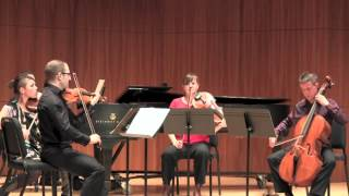 Ironwood - Brahms op. 34 Piano Quintet in F minor, 2nd mvt.