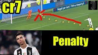 Ronaldo Missed Penalty Kick