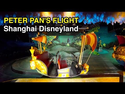 [4K] Peter Pan's Flight : Shanghai Disneyland from YouTube · Duration:  3 minutes 22 seconds