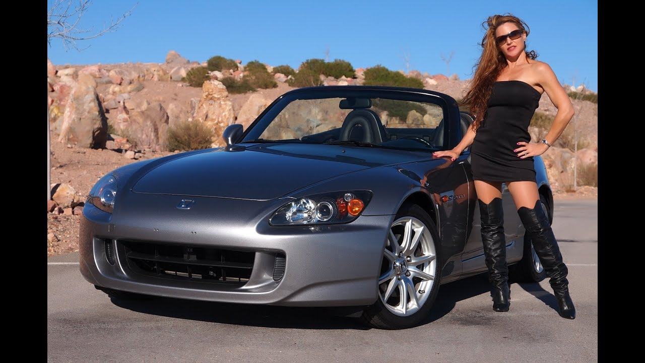 2004 honda s2000 test drive by viva las vegas autos youtube for Ebay motors las vegas