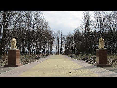 Кабардино-Балкарская Республика. Город Терек (26 февраля 2019)
