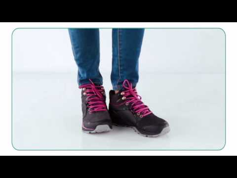 172a5dcaf55ca Merrell Verterra Mid Waterproof - Planetshoes.com - YouTube