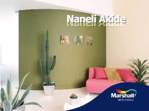 Marshall - Osmanlı Renkleri - Naneli Akide www.boyamarketing.com