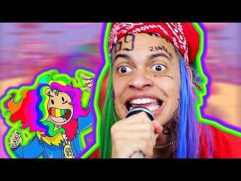How 6IX9INE Recorded