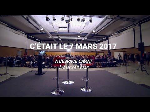 Le Very Big Évènement de L'entrepreneur charentais - 2017