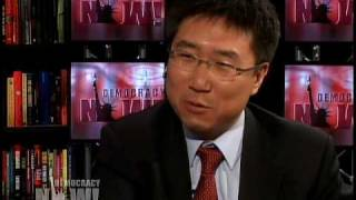 """Economist Ha-Joon Chang on """"The Myth of Free Trade and the Secret History of Capitalism"""" 1 of 2"""