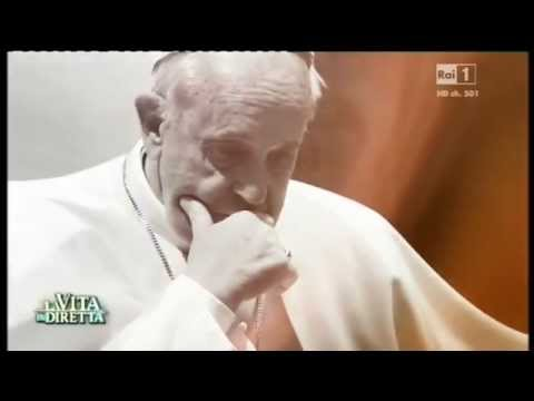 Papa Francesco Interrompe La Vita In Diretta Del 06/10/2014