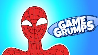spider-kiss-by-shoocharu-game-grumps-animated