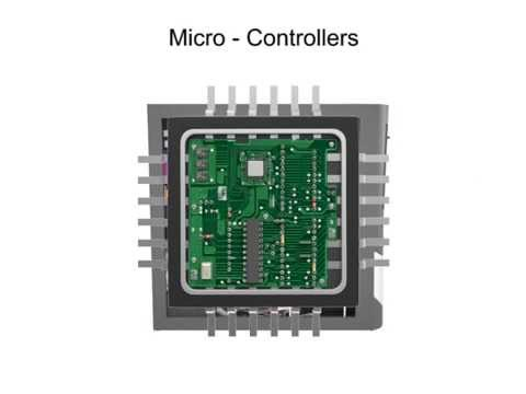 What is the Difference Between a Microprocessor, Microcontroller and a Microcomputer?