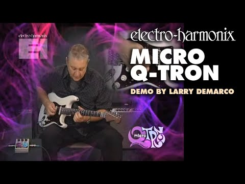 Micro Q-Tron - Demo by Larry DeMarco - Envelope Filter
