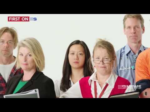 Seven + Nine News. Labor Party Cringes At Indigenous Australians.