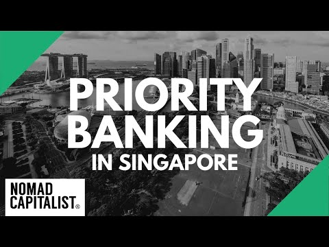 A Review Of Priority Banking In Singapore Banks
