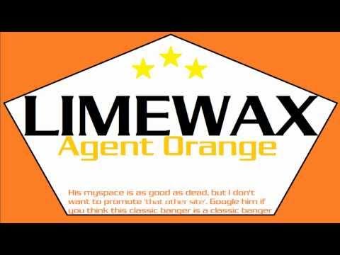 Limewax - Agent Orange