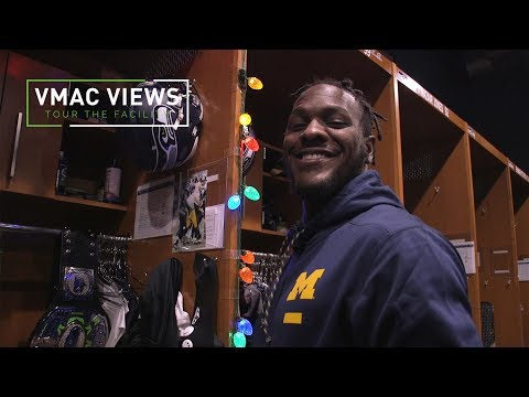 VMAC Views - Frank Clark's Locker