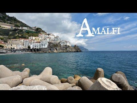 COSTIERA AMALFITANA :Amalfi [Occhio allo Scatto] HD