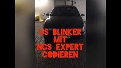 US Blinker BMW e39 codieren mit NCS Expert