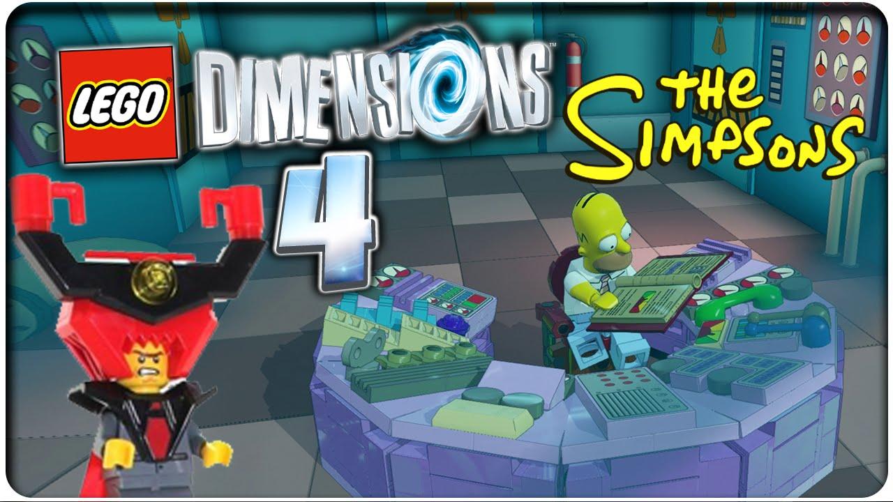 let 39 s play lego dimensions part 4 lord business der. Black Bedroom Furniture Sets. Home Design Ideas