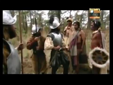 La Conquista de Mexico - La Historia no contada de Hernán Cortés