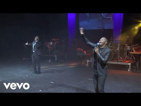 Micah Stampley - Be Lifted (Live)