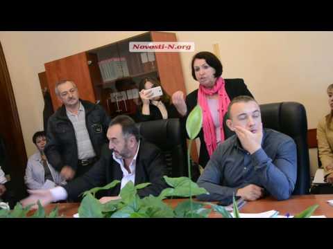 Видео Новости-N: Скандал на комиссии из-за рынка 'Юлианна'