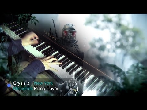 Crysis 3 Main Theme Piano Cover(OST Version)