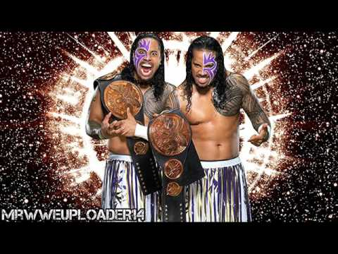 2015 the usos wwe theme song so close now with siva tau - The usos theme song so close now ...