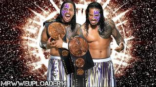 2015  The Usos WWE Theme Song So Close Now with Siva Tau Intro Arena Effects
