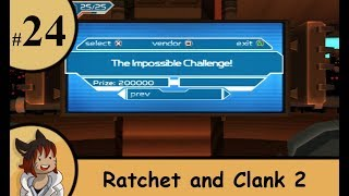 ratchet and clank 2 part 24 - The impossible challenge