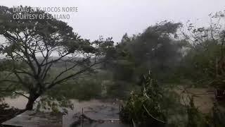 Typhoon Ompong: Laoag City