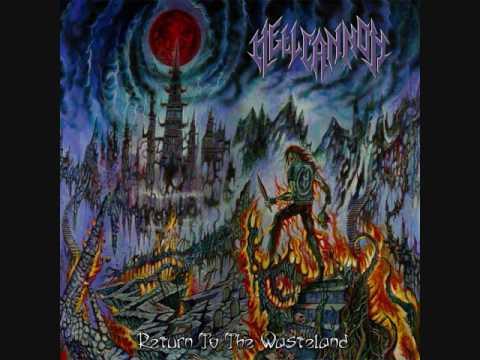 Hellcannon - Return to the Wasteland (2017) full album