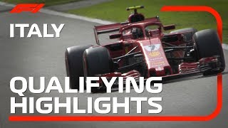 2018 Italian Grand Prix: Qualifying Highlights